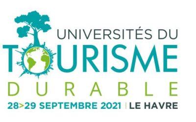 Les inscriptions pour les Universités du Tourisme Durable 2021 sont ouvertes !